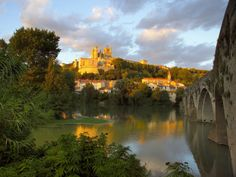 Beziers, Cathedral of Saint-Nazaire, Languedoc-Roussillon
