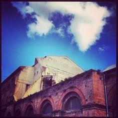 Scorci del teatro Galli di Rimini - Glimpses of Rimini | MyTurismoER: Rimini attraverso lo sguardo fotografico di @reetacelli