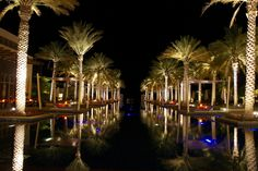 Park Hyatt Hotel & Villas, Abu Dhabi, Saadiyat Island - wonderful main pool