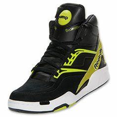 Men s Reebok Pump Twilight Zone Mid Casual Shoes  9eefeaf09