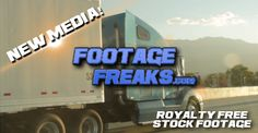 Get some free stock footage!  New clips this week! http://www.footagefreaks.com