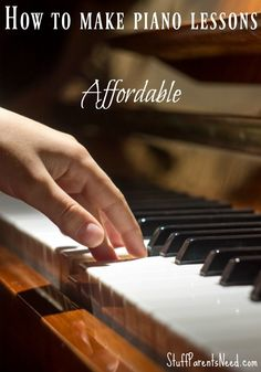 Learn Piano Fun I wanted my children to take piano lessons but could not afford the costs. This is what I have done to make learning the piano cost-effective and fun. Piano Lessons For Beginners, Basic Guitar Lessons, Piano Teaching, Teaching Kids, Learning Piano, Teaching Resources, Best Piano, Guitar Songs, Acoustic Guitar