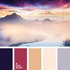 Цветовая палитра №3281