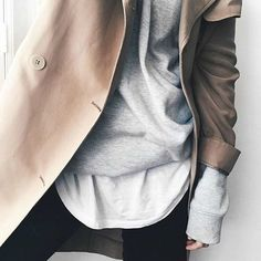 Seriously does an outfit colour palette get any more stunning? What is your go to colour ensemble? #fashion #muted #soft #TCLloves