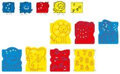 Neue Spielgeräte für Fritz Friedrich Portfolio, Ice Tray, Illustration, Design, Illustrations