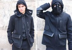 I found 'Ninja hoodie' on Wish, check it out!