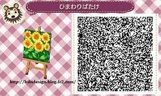 Animal Crossing: New Leaf Usamomo village diary ♪ * strawberry check of road . - ❀ฺ Animal Crossing Qr Codes ❀ฺ - Acnl Acnl Qr Code Sol, Acnl Pfade, Qr Code Animal Crossing, Acnl Paths, Dream Code, Motif Acnl, Ac New Leaf, Happy Home Designer, Pokemon