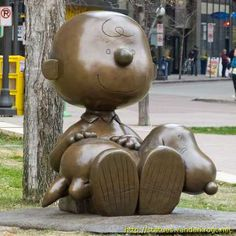 Saint Paul /  Charles Schultz's Charlie Brown and Snoopy characters