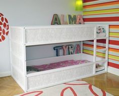 Kura For Two? Using IKEA's Low Loft As A Bunk Bed | Apartment Therapy
