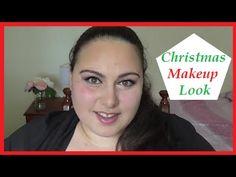 Christmas Makeup Look - YouTube