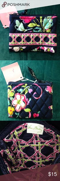 NWT Vera Bradley Breast Cancer Ribbons Coin Purse NWT Vera Bradley Breast Cancer Ribbons Coin Purse. Make an offer! All reasonable offers will be considered 😊 Vera Bradley Bags