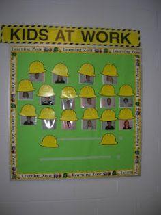 62 Best Construction Classroom Theme Images Classroom Organization