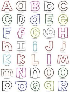 Alphabet applique templates printable patchwork template and happy applique machine embroidery alphabet font pronofoot35fo Image collections