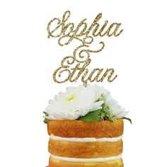 Pastel personalizado Topper doble nombre pastel de cumpleaños para bodas y celebraciones de pareja de AlexisMattoxDesign en Etsy https://www.etsy.com/mx/listing/211705174/pastel-personalizado-topper-doble-nombre