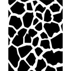 Darice - Embossing Essentials - Giraffe  $3.95