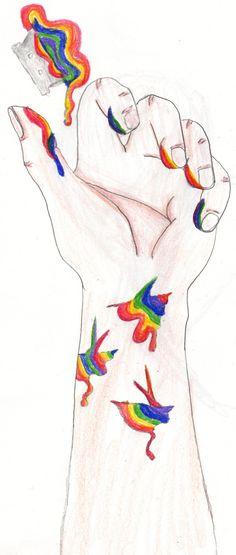 Self Harm by SunnyShirubi.deviantart.com on @deviantART