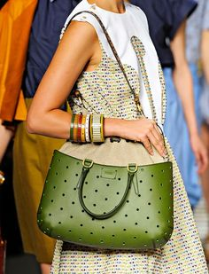 fashion week 2012 bags | Fashion Week Handbags: Fendi Spring 2012 | Fashion House