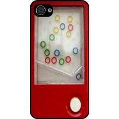 Ring Toss Handheld Iphone Case: Uh, yes, gimme please!