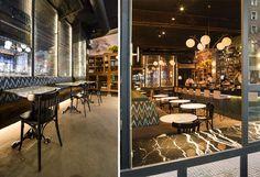 interiores del restaurante gonzalin