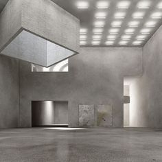 Dorval-Bory . Marín . López Huerta . MALI museum . Lima  (3) Collage Architecture, Architecture Office, Architecture Design, Facade Design, Retail Interior Design, Modern Interior Design, H Design, House Design, Brutalist