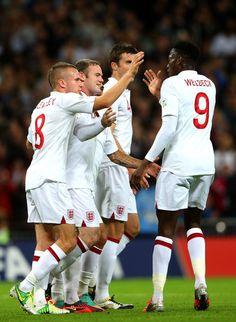 England v San Marino - FIFA 2014 World Cup Qualifier