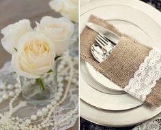 40 Gorgeous Lace Wedding Ideas | Weddingomania