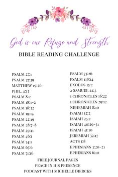 Do you long to stay connected to God throughout the day? This free Bible Study Reading plan is filled with God's promises to you. God will give you peace and strength through His Word. Bible Study Plans, Bible Plan, Free Bible Study, Bible Reading Plans, Scripture Reading, Scripture Study, Scripture Journal, Bible Verses Quotes, Bible Scriptures