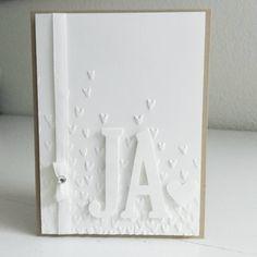 Die 162 Besten Bilder Von Karten Basteln Hochzeit