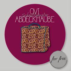 Freebook für Overlock W6 Abdeckung