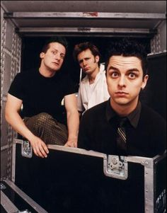 Billie, Tre, and Mike
