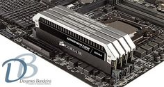 Blog do Diogenes Bandeira: Corsair anuncia kits de memoria DDR4 com 128GB
