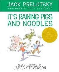 A wonderful poet for kids, little and big.