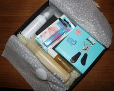 Glamour Beauty Edit box review