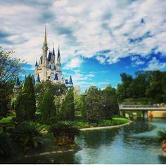 Walt Disney World castle