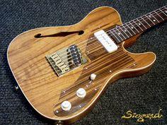 Custom Made Outcaster Guitar