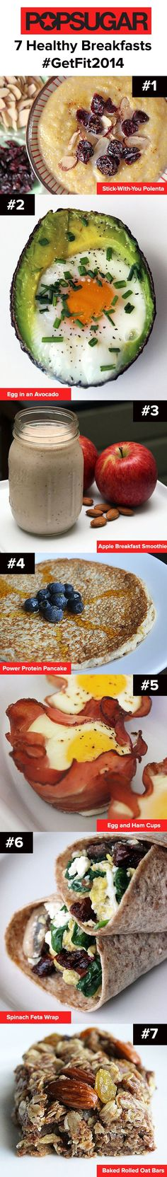 7 Day of Breakfast! Try a new breakfast every morning with these tasty, healthy, and nutritious options. Its all at http://chickencasserole.org/posts/7-Day-of-Breakfast-Try-a-new-breakfast-53928