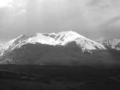 Peak 1, Summit County, Colorado  www.IntrepidPhotographer.com