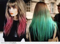 Werka: Farbowanie włosów
