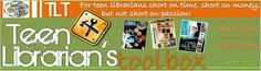 Teen Librarian Toolbox (TLT) is a professional development website for teen librarians, created by Karen Jensen and collecting the experience of four MLS librarians and over 50 collective years of library work. Books For Teens, Crafts For Teens, Teen Crafts, Teen Library, Library Books, Library Ideas, Library Skills, Library Lessons, Teen Programs