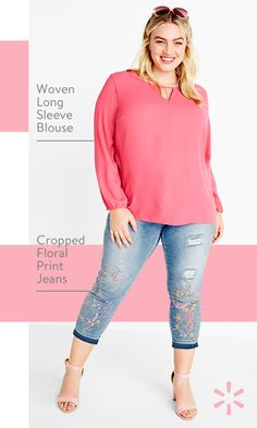49b05b95e7abd Give your wardrobe a spring refresh with standout styles from Walmart.  Discover fresh and exciting