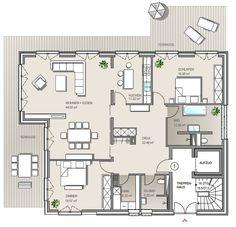 Bezugsfertig! Exklusive und großzügige Erdgeschosswohnung – Mollwitz Massivbau - Der Spezialist für innovatives Bauen
