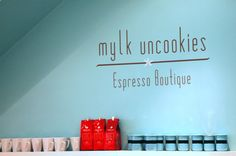 Wall Logo for Coffee Shop Toronto, will be there soon:)