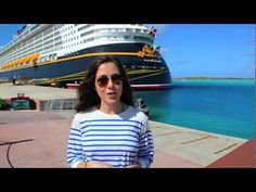 The Travelocity Roaming Gnome takes Courtney Scott on a tour of the brand new Disney Fantasy Cruise and Disney's Castaway Cay in the Bahamas! |  #Disney #Fantasy #Cruise #travel #video