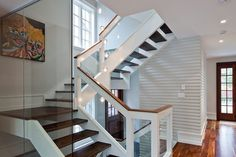 Strath - contemporary - staircase - toronto - Peter A. Sellar - Architectural Photographer