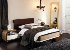 Schönes Schlafzimmer-Foto von Mioletto :-)