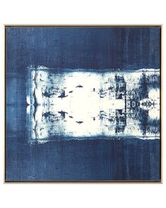Coastal Textile No.1-A - Abstract - Wall Decor - Mirrors & Wall Decor - Our Products