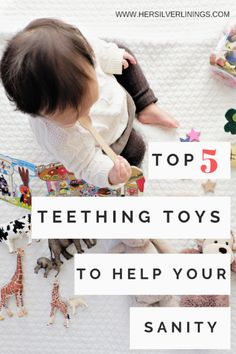 Top 5 Teething Toys That Helped My Sanity! Teething is a nightmare when your baby just can't be consoled. These toys actually worked and I want to share them with other mamas! Third Baby, Be My Baby, First Baby, Lamaze Classes, Teething Toys, Teething Babies, Disposable Diapers, Baby Hacks, Baby Tips