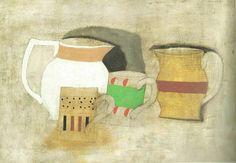 Still life: Ben Nicholson Still Life Drawing, Painting Still Life, Still Life Artists, Art Lesson Plans, Be Still, Art Lessons, Art History, Fine Art, Art Prints