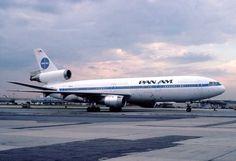 Pan Am DC-10 1975