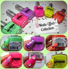 PRESS SAMPLE The new Kinetics Nails Systems nail polish collection is a matte effect collection. This means that all the polishes dry m. Nail Effects, Nail Polish Brands, Nail Polish Collection, You Nailed It, Acrylic Nails, Swatch, Nail Designs, Nail Art, Beauty